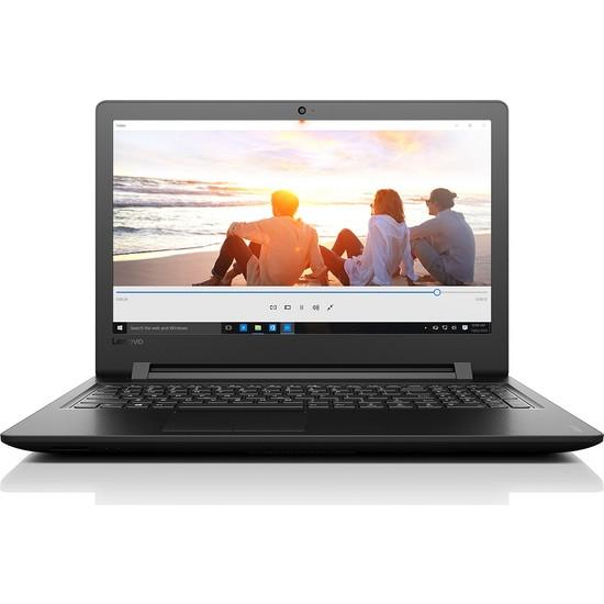 """Lenovo Ideapad 110 Intel Celeron N3060 4GB 500GB Freedos 15.6"""" Taşınabilir Bilgisayar 80T7003DTX"""