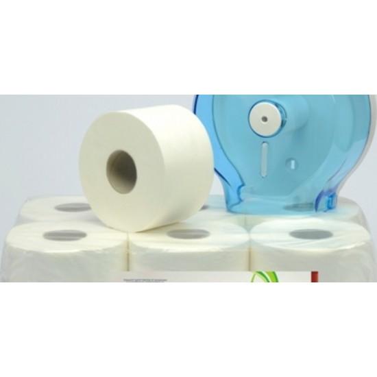 Optima Cimri İçten Çekmeli Tuvalet Kağıdı 8 Kilo 12 Rulo