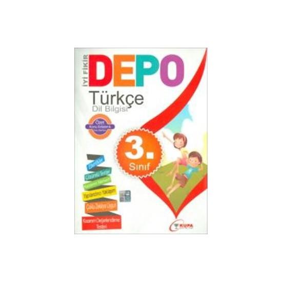 Kupa Yayınları 3.Sınıf Depo Türkçe Konu Anlatımlı Soru Bankası