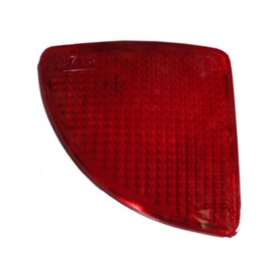 Ypc Dacia Logan- Mcv- 06/08 Arka Tampon Reflektörü L Kırmızı (Famella)