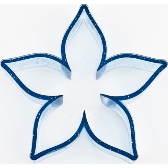 Elitparti Çiçek Polikarbon Kopat Kurabiye Kalıbı