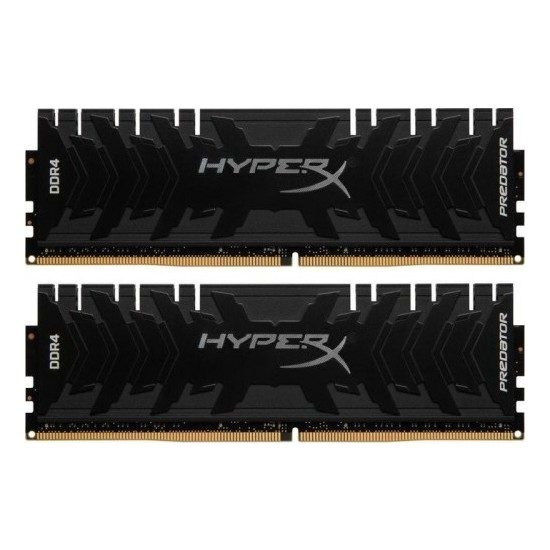 Kingston Hyperx Predator 32GB (2x16GB) 3000MHz DDR4 Ram HX430C15PB3K2/32