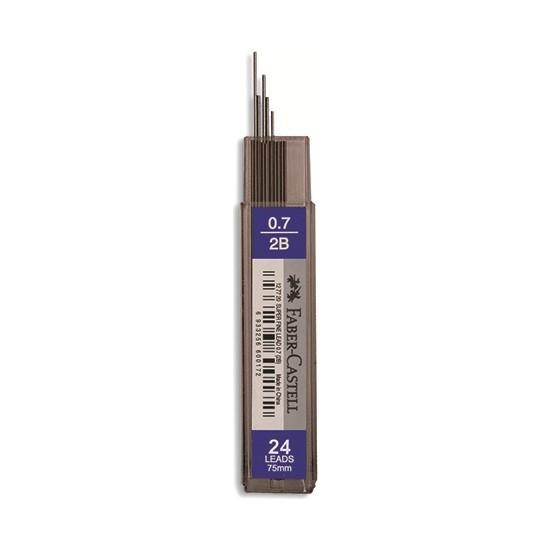 Faber-Castell Süper Fine Min 2B 0,7Mm (75Mm)