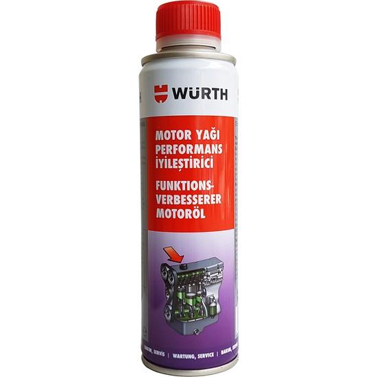Würth Motor Yağı Performans İyileştirici 300 ml