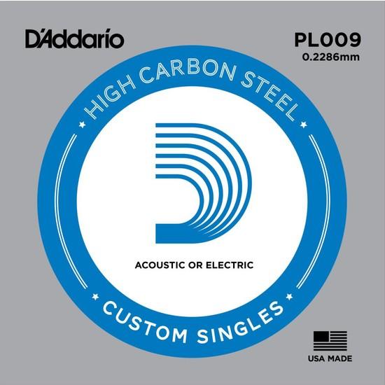 Daddario Pl009 Elektro Ve Akustik (E) Mi Teli