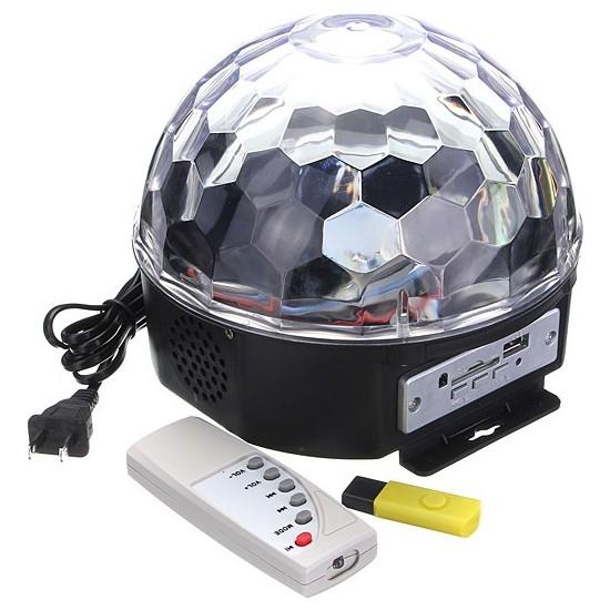 Kama Lazer Işıklı Sahne Disko Topu