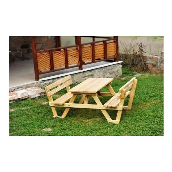 Alaçam 8 Kişilik Piknik Masası
