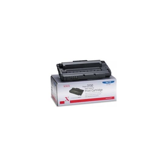 Xerox Phaser 3150 Yüksek Kap. Siyah Toner