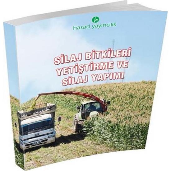 Hasad Silaj Bitkileri ve Silaj Yapımı Kitabı
