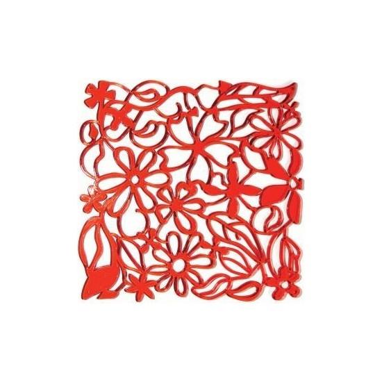 Jilda Seperatör 10'lu Çiçek Kırmızı