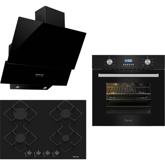 Ferre Black Dream Ankastre Set ( 7002 - KA007 - SFME )
