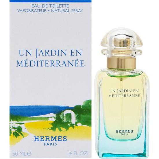 Hermes Un Jardin En Mediterraneen Edt 50Ml Kadın Parfüm