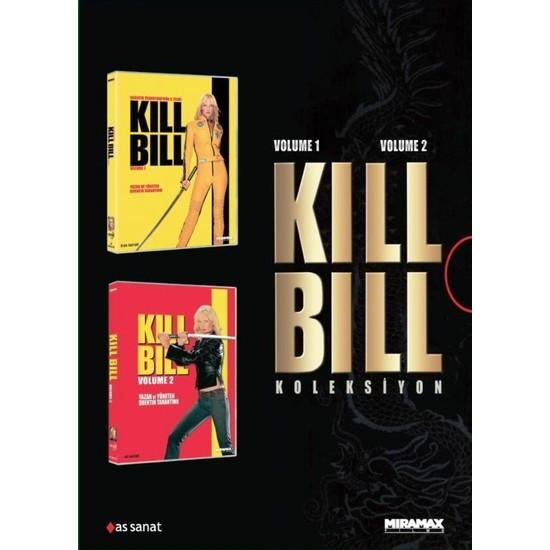 Kill Bill DVD BOX SET