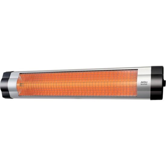 Aksu 49Dre Sunnivo Infrared Isıtıcı - Kumandalı -