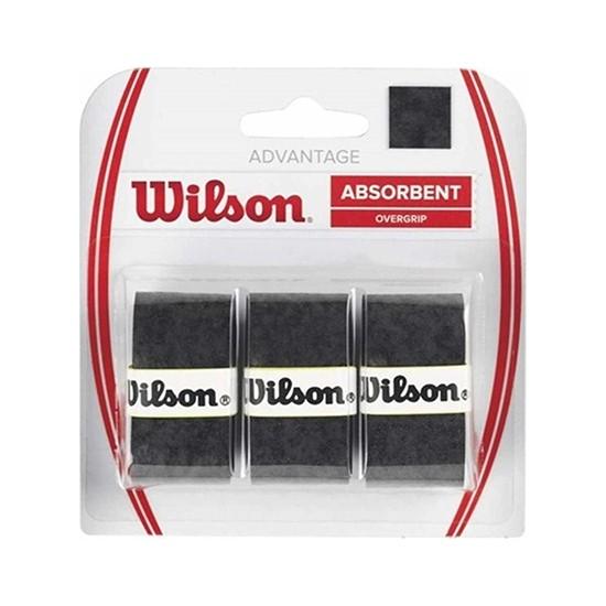 Wilson WRZ4033BK Advantage Overgrip 3 lü Raket Gribi