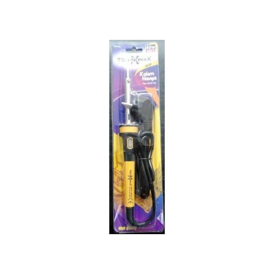 Technomax Tm-9105 Kalem Havya Lehim Makinesi Işık Göstergeli