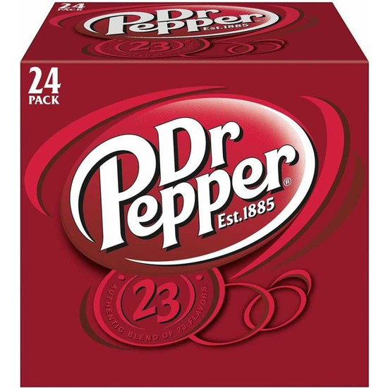 Dr. Pepper İçececek 24Lü Paket