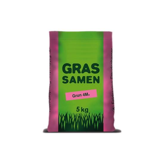 Grassamen Grün 4M Çim Tohumu (4'Lü Karışım Çim Tohumu) 5 Kg
