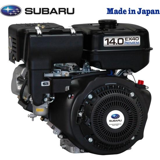 Subaru Ex40 Benzinli Motor 14 Hp, Üstün Japon Teknolojisi