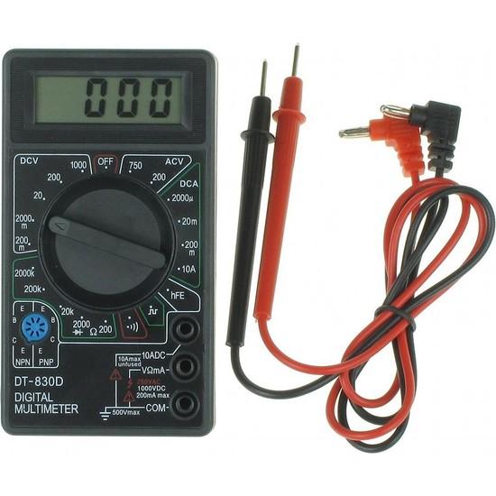 Multitester Multimetre 1000 Volt 090397