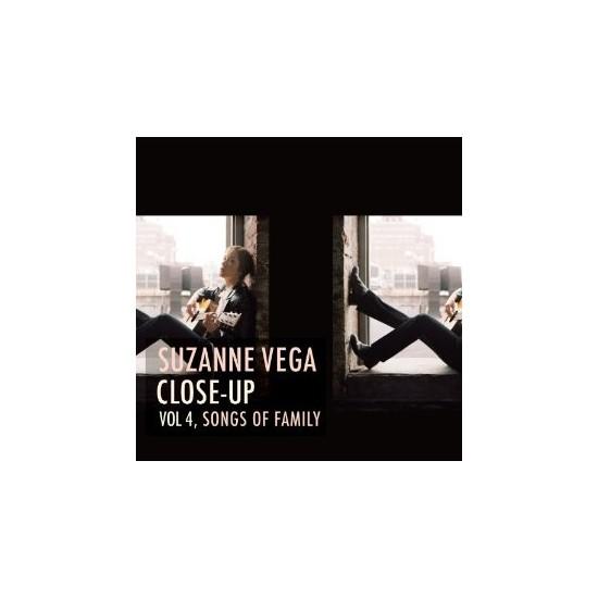 Cooking Vinyl Suzanne Vega - Close Up, Volume 4, Songs
