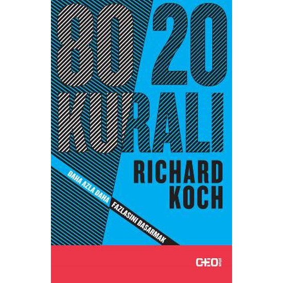 80/20 Kuralı - Richard Koch