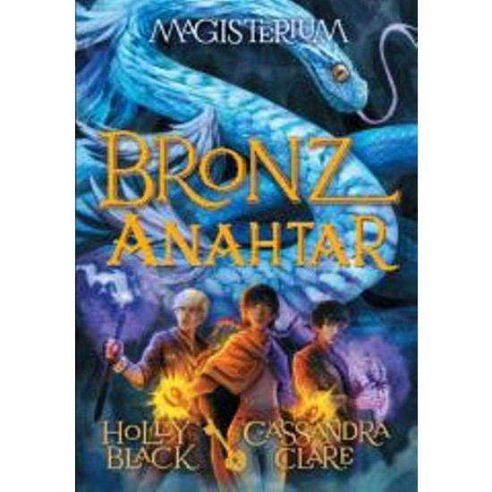 Magisterium 3: Bronz Anahtar