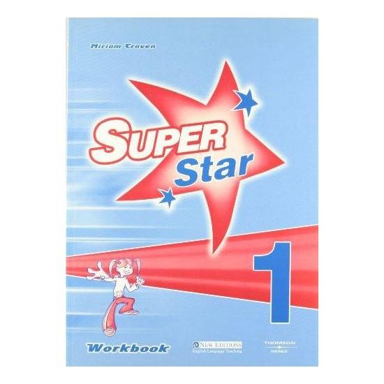 Super Star Workbook