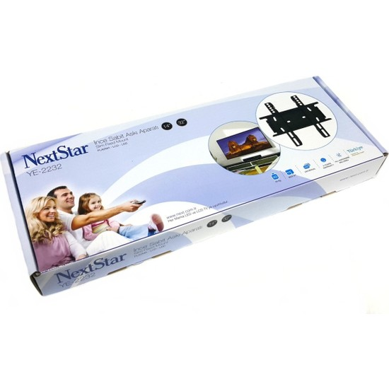 NextStar YE-2232 14''-32'' Sabit LCD LED TV Askı Aparatı