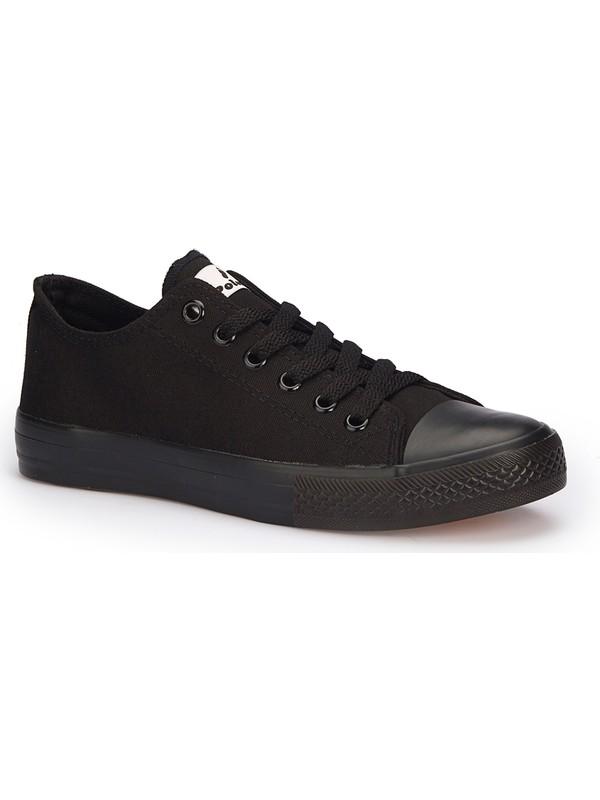 Polaris 71.355075.M Siyah Erkek Ayakkabı