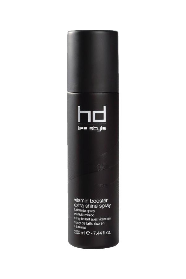 Farmavita (220 Ml) - Italy Hd Life Style-Vitamin Booster Extra Shine Spray Hair Styler