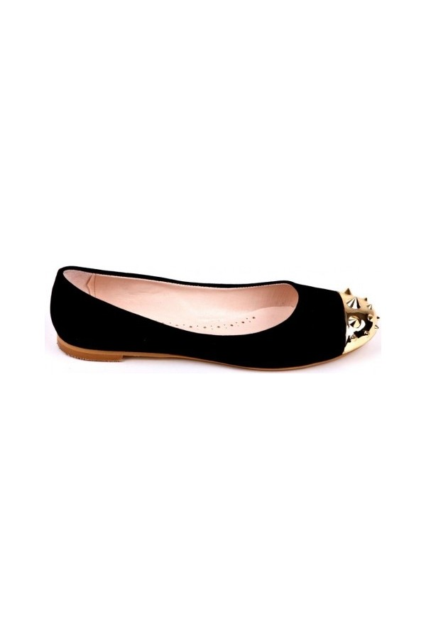 Babette was Bonalo Women Shoes Black Gold