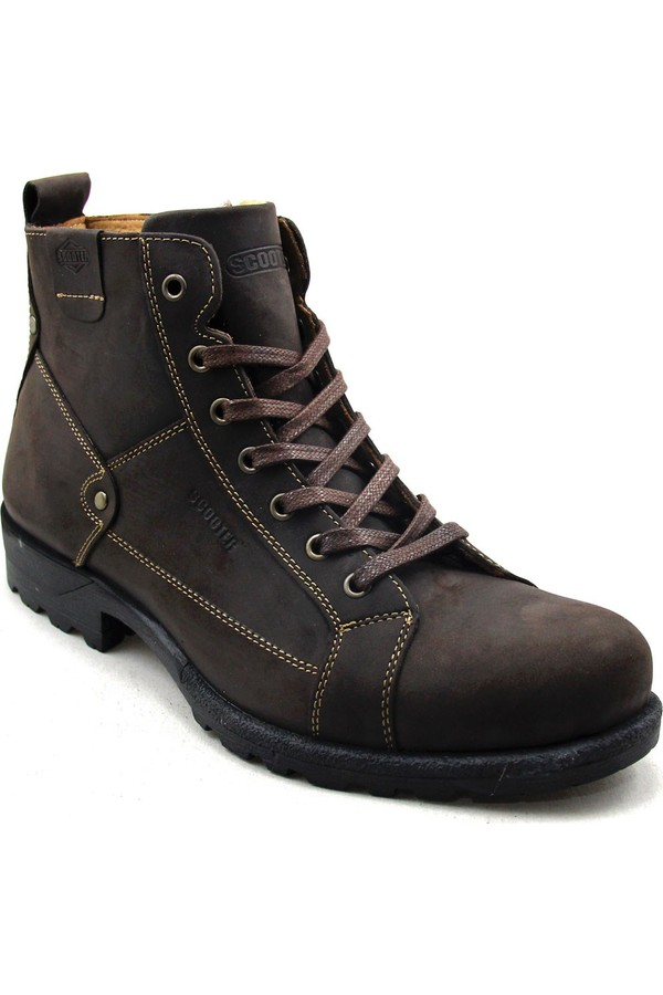 Scooter Men's Waterproof Boots 1724
