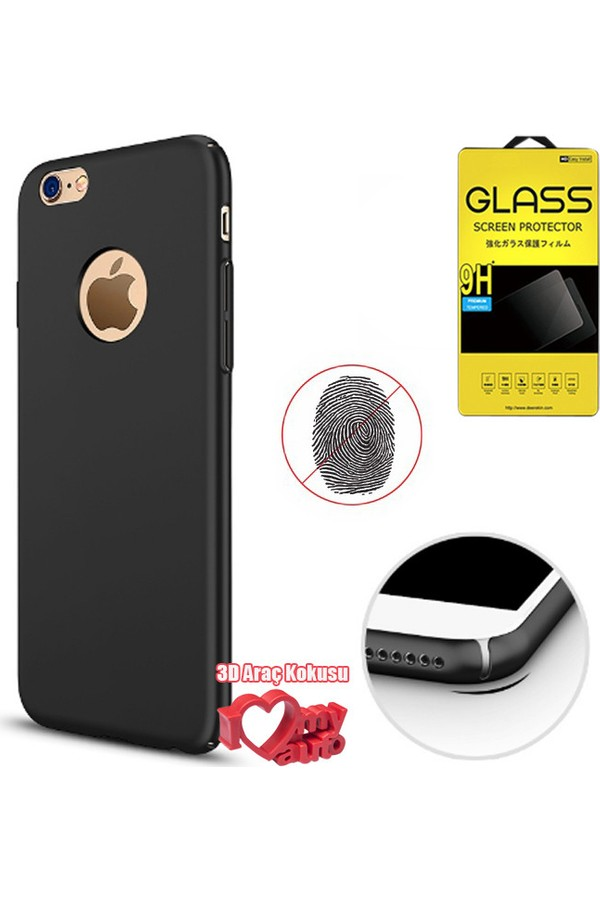 CoverZone Car Scent + iPhone 6 Back Cover