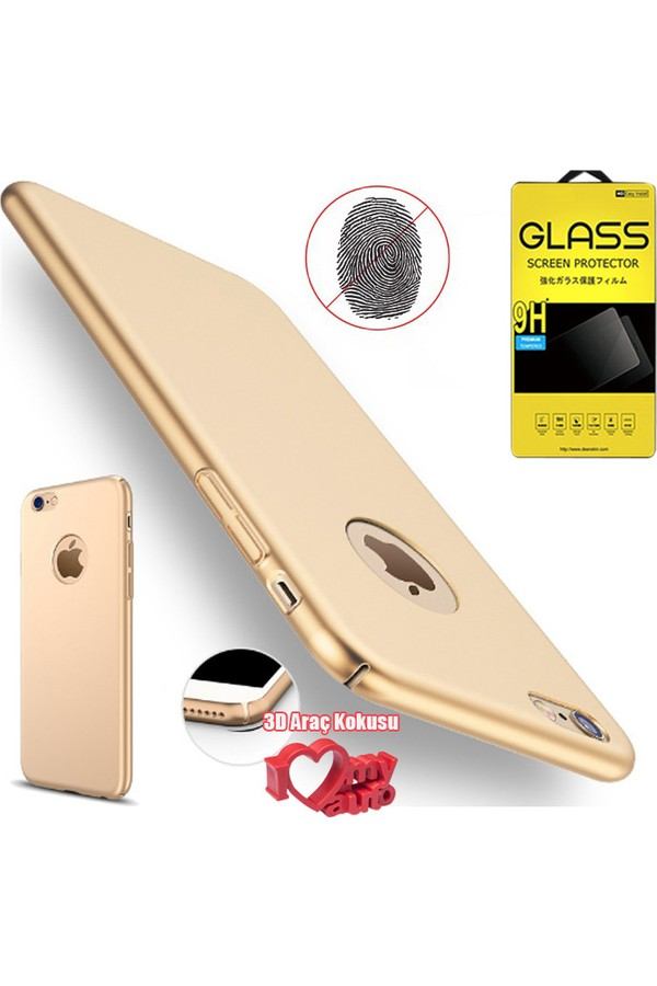 CoverZone Car Scent + Apple iPhone 6  Back Cover
