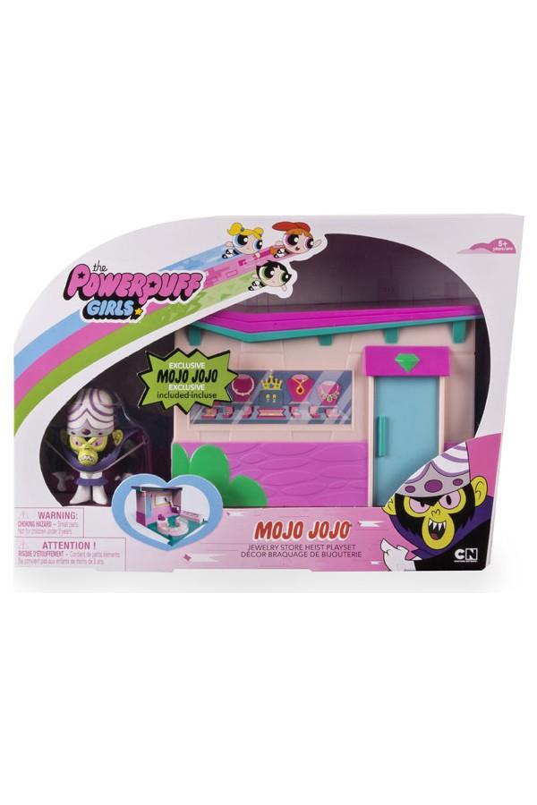 The Powerpuff Girls Game Set 22310
