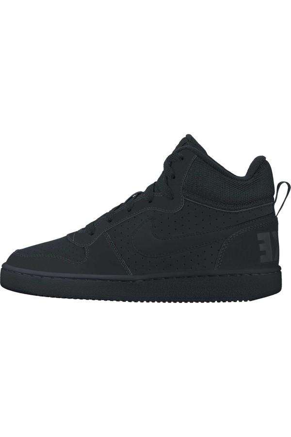 Nike Court Borough Mid (Gs) 839977-001 Basketball Shoes