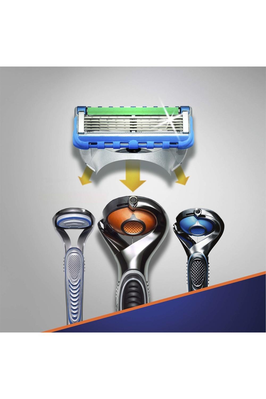 Gillette Fusion5 ProGlide Shaver + 2 Replacement Razor Blades