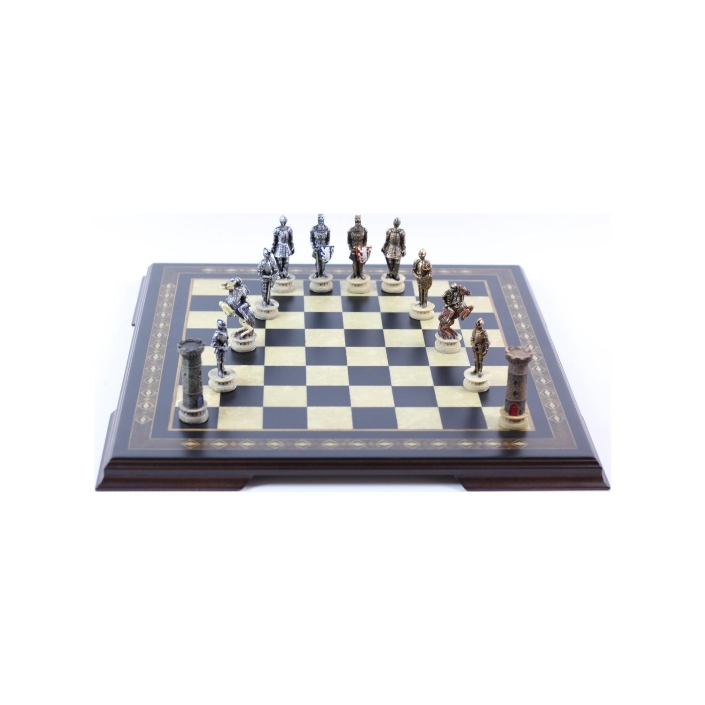 Helena Wood Art Satranç Takımı Ortaçağ şövalyeleri Fiyatı