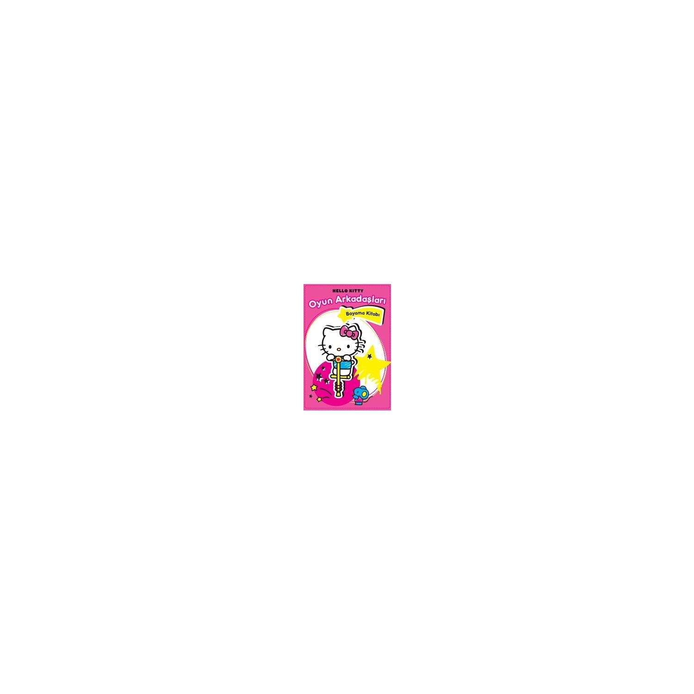 Hello Kitty Oyun Arkadaşları Boyama Kitabı Fiyatı
