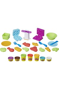 Play-Doh Kids' Play Dough and Accessories Set
