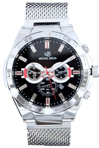 Michael Breen Men's Watch MB22-584GS