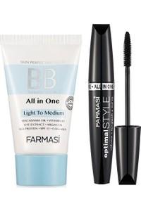 The headlamp exposed to Bb Cream 50 ml + The optimal Style Mascara