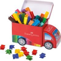 Faber-Castell Eğlenceli Keçeli Kalem + Kamyon 33 Renk