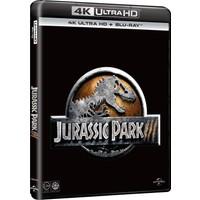 Jurassic Park III 4K UHD + BD