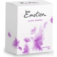 Emotion Asian Garden Kadın Parfüm Edt 50 Ml