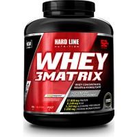 Hardline Nutrition Whey 3 Matrix Muzlu 2300 Gr