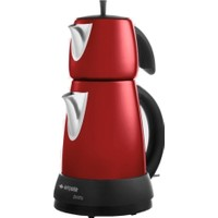 Arçelik K 8028 Çay Makinesi - Kırmızı