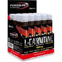 Powerlife L-Carnitine 3000 Mg 20 Ampül Limon