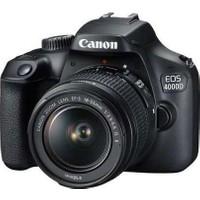 Canon 4000D 18-55 MM IS II (Canon Eurasia Garantili)